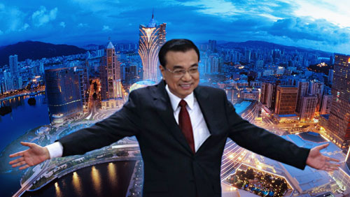 Chinese Premier dangles 19 solutions for Macau's economic woes