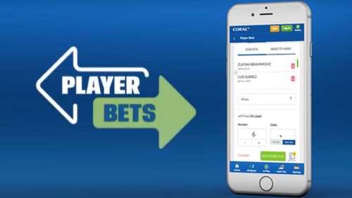 Coral and Digital Sports Tech Launch Play Bets App