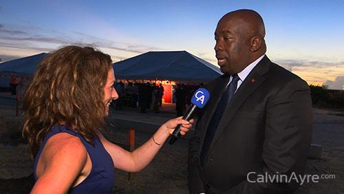 Hon. Melford Nicholas: Antigua Is Open For BPO Business