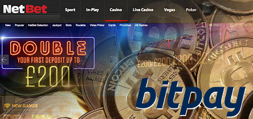 NetBet first UK-licensed site to add Bitcoin payment option