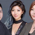 Online Poker Room Natural8 Sign Kitty Kuo, Xuan Liu & Dong Kim
