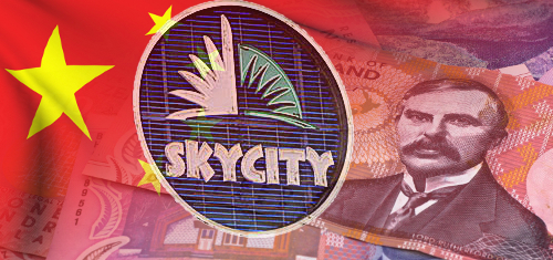 SkyCity warns of adverse effect from China VIP crackdown, shares tumble