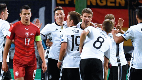 World Cup Round-Up: Wins For Germany, Portugal & England