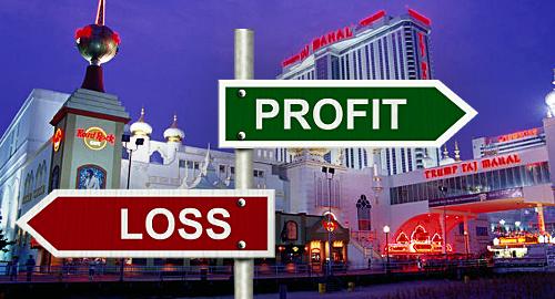 Atlantic City casino profits falling in 2016