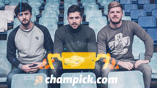 Champick.Com – New, innovative daily fantasy football platform from liepaja, latvia expanding globally