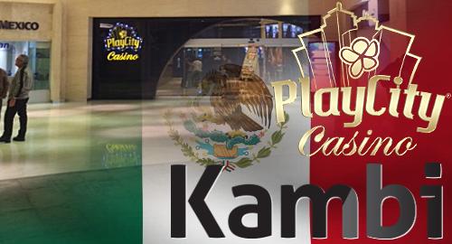 Kambi expands Mexican presence via PlayCity deal