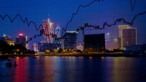 Macau gambling revenue jumps 8.8% in October