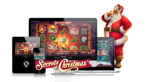 NetEnt gets into the festive spirit with launch of Secrets of Christmas