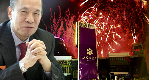Kazuo Okada predicts new Manila casino will turn first year profit