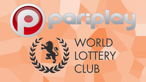 Pariplay Ltd. partners with World Lottery Club