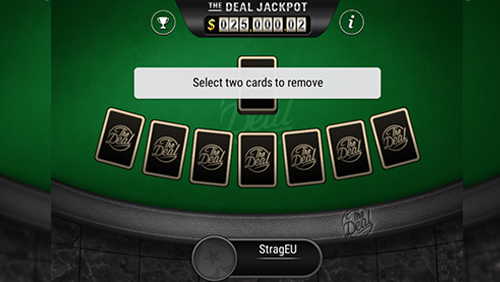 Pokerstars launches the deal mini game