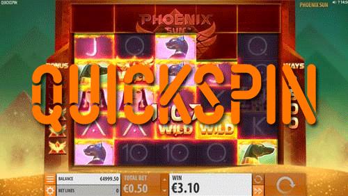 Quickspin launches Phoenix Sun slot