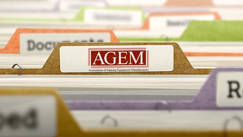 Association of Gaming Equipment Manufacturers (AGEM) releases December 2016 index