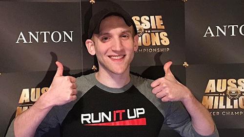 Crown's 2017 Aussie Millions Poker Championship streaming schedule with Jason Somerville