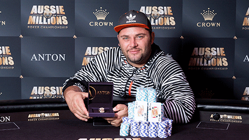 Event seventeen recap – 2017 Aussie Millions Poker Championship