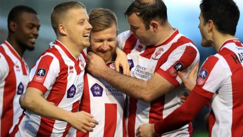 FA Cup 4th round review: Lincoln and Sutton do it again