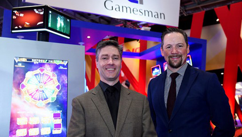 Gamesman to celebrate two decades of innovation at ICE