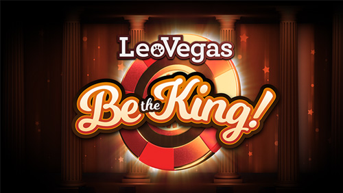 Be the king: A bespoke game created to celebrate LeoVegas' 5 year anniversary