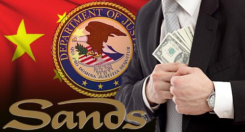Las Vegas Sands pay $7m to end DOJ's China bribery probe
