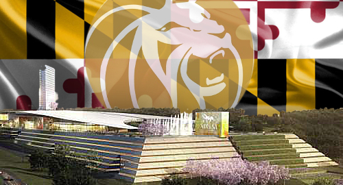 MGM National Harbor drives Maryland casino revenue record
