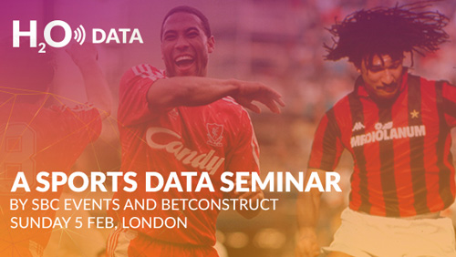 Ruud Gullit joins the speaker lineup for H20 Data Seminar