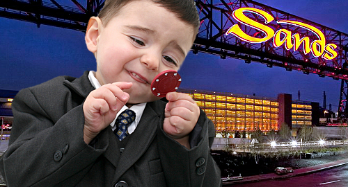 Sands Bethlehem, SugarHouse fined $150k for gambling minors