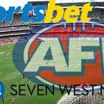 SportsBet snags AFL sponsorship deal with Seven West Media
