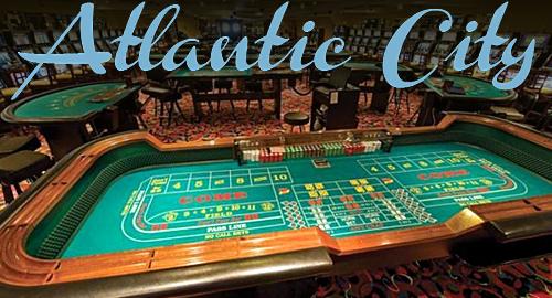 Atlantic City casinos start 2017 right thanks to hot gaming tables