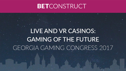BetConstruct will speak about Live and VR Casino at Georgia Gaming Congress