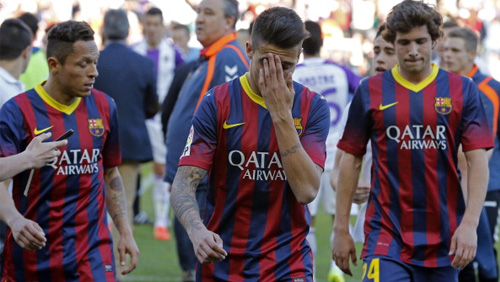 Champions League review: Barcelona & Arsenal humiliated