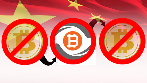 Chinese exchange BitKan stops signups, limits bitcoin trading