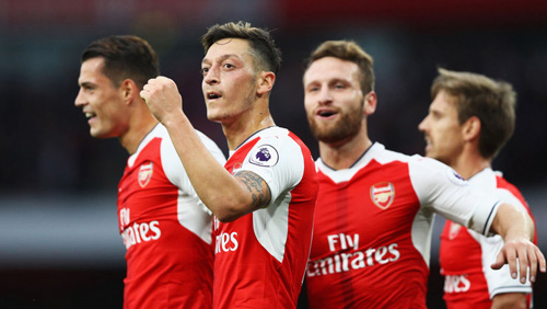 FA Cup Review: Arsenal escape from Gander Green Lane with rep intact