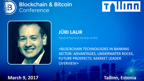 Founder of Skype and LHV payment solutions to speak at Blockchain Conference in Tallinn