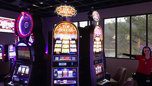 Gary Platt Manufacturing brings style, unsurpassed comfort to new high limit room at Rocky Gap Casino Resort