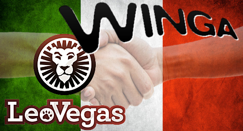 LeoVegas acquire Italy's Winga, vow more acquisitions in store