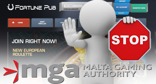 Malta Gaming Authority disavows links to 10 gambling sites