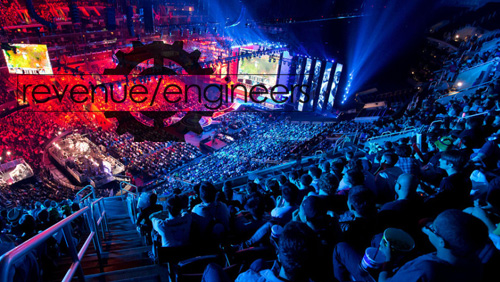 Revenue Engineers branch out into eSports