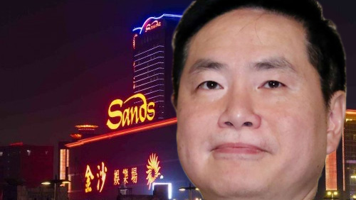 Sands China CFO quits after 4 months: report