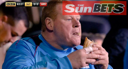 Keeper's pie consumption sparks UKGC, FA betting probes