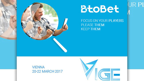 BtoBet at Vienna International Gaming Expo 2017