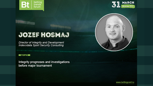Director of Integrity and Development at Indexxdata Josef Hosmaj  will tell how to prevent fraud in sports