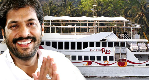 Goa gov't renews sixth floating casino license after court order