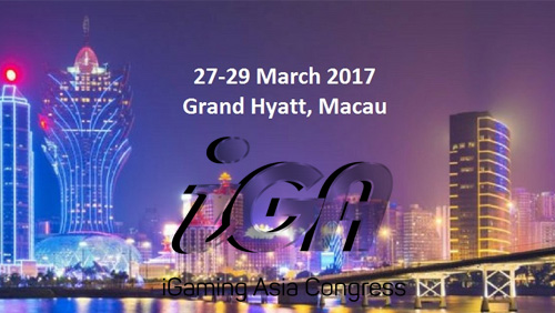 iGaming Asia Congress is coming in March