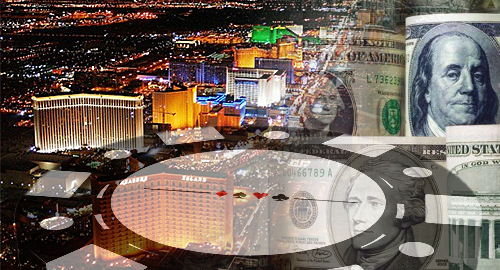 Nevada casinos baccarat, sports betting decline in February
