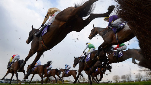 NYX Gaming Group posts 36% increase in peak bets per minute at record-breaking Cheltenham Festival