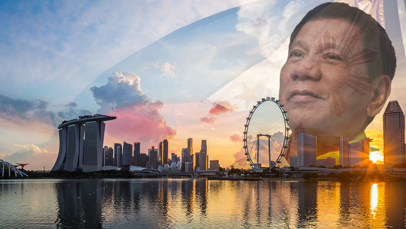 Philippines can overtake Singapore, but with higher risk