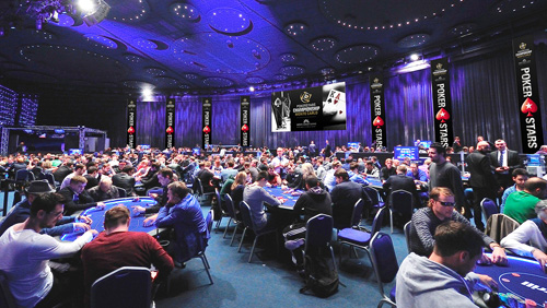 Players expected to take home over €30 million in prize money from Pokerstars Championship presented by Monte-Carlo Casino
