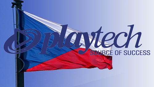 Playtech first to launch online casino in Czech Republic