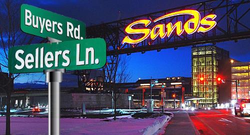 Las Vegas Sands mulling sale of Pennsylvania casino