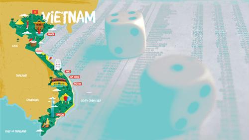 Analysts: Vietnam a 'darling' of South Korean, HongKong gambling investors
